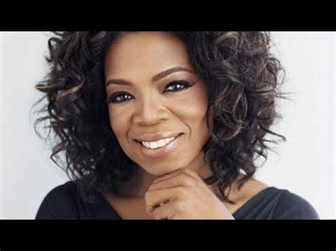 oprah biography facts oprah winfrey biography life and career youtube
