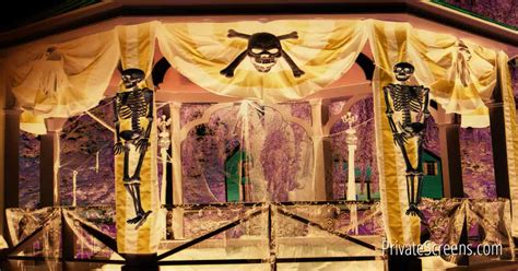 halloween themes for 2015 spooky halloween decorating ideas for your gazebo