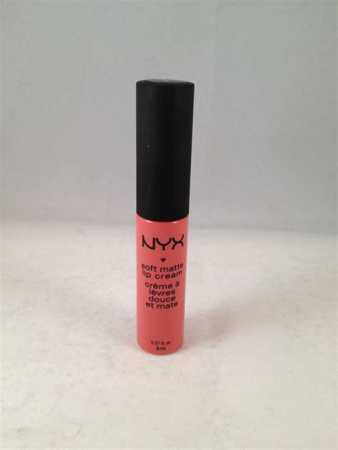 Nyx Lipstick Soft Matte nyx soft matte lip smlc05 antwerp lip lipgloss liquid lipstick lipcolor