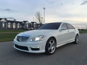 buy used 2008 mercedes s class s550 amg in south lyon