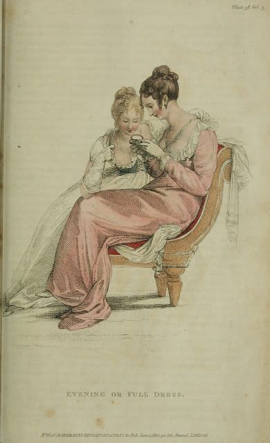 hair fashions from chosen era ackermann s repository june 1810 love the simplicity of