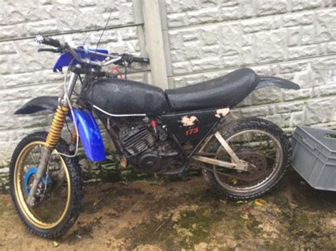 Air Cooled Suzuki Yamaha Dt175 Air Cooled School Dirtbike For Sale In