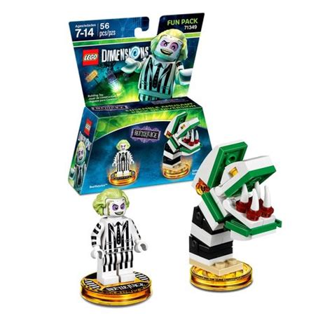 lego dimensions fun pack beetlejuice lego dimensions uk