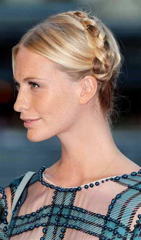 10 Braid Hairstyles by 10 Modern Braid Bun Hairstyle