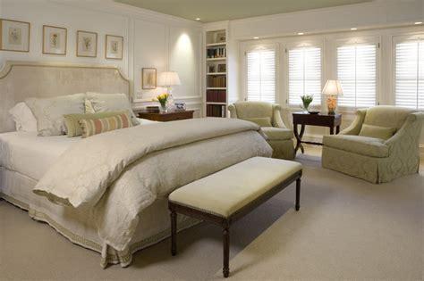 traditional master bedroom traditional bedroom san francisco  alexandra luhrs interior
