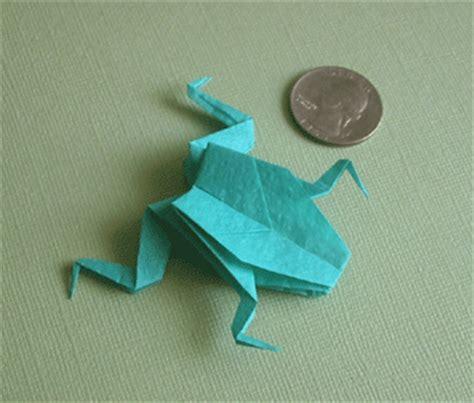 Dollar Bill Frog Origami - origami frogs