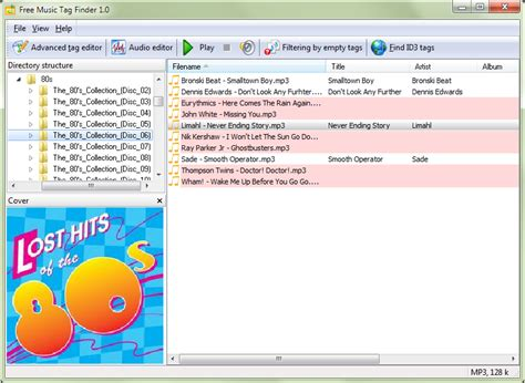 Mp3 Tagger Free Finder Free