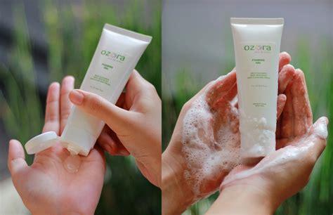Sabun Cair Busa Foam 10380 1000ml review ozora skincare basic treatment lovelia by lia