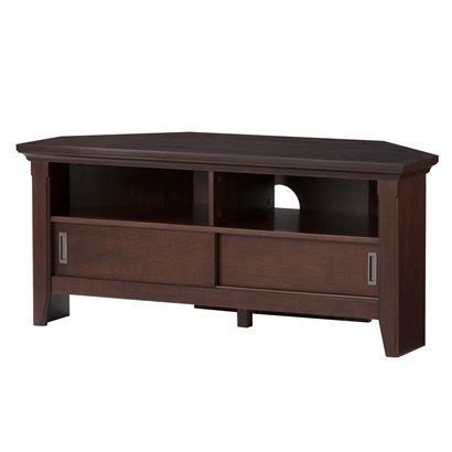 Target Furniture Tv Stands by Avington Corner Tv Stand Tobacco
