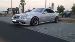 Mercedes Cl55 Amg Mercedes C215 Cl55 Amg Benztuning