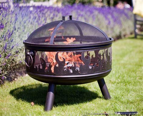 Feuerschale Edelstahl Mit Funkenschutz by Feuerschale Wildfire Mit Funkenschutz Buschbeck Kaufen
