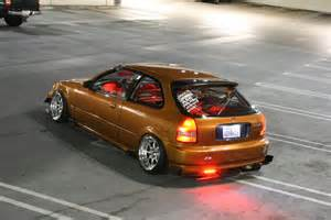 Honda Ek Coupe Honda Civic Ek Coupe Modified