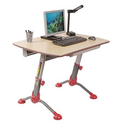 Children S Computer Desk Ergonomic Desk For Study Area Healthy Room Design Ideas