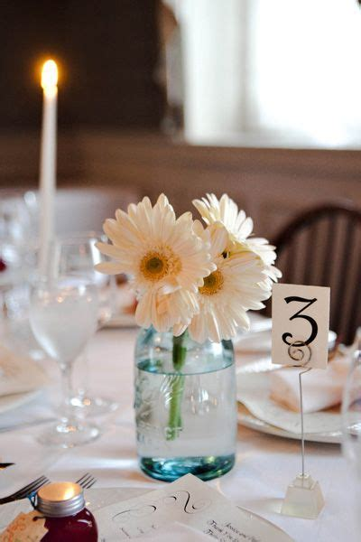 Best 25  Gerbera daisy centerpiece ideas on Pinterest