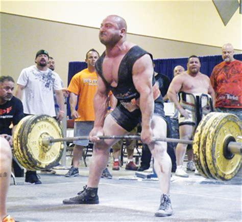 michael phelps bench press powerlifting usa magazine westside training october 2011