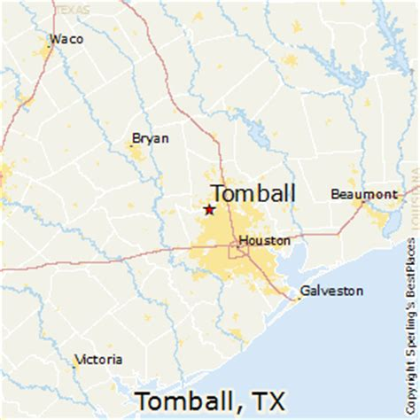 tomball texas map best places to live in tomball texas