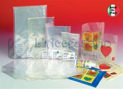 sacchetti per alimenti trasparenti incarto buste cellophan trasparenti