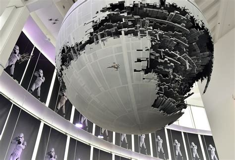 death section how to start building a star wars death star best