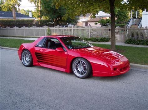 Pontiac Fiero Ferrari Body Kit   Bing images