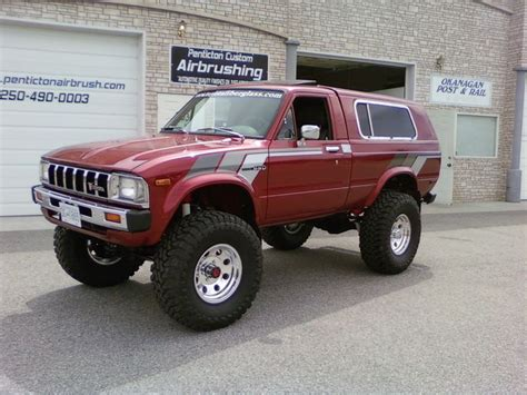 old toyota lifted 17 best images about classic lifted toyota truck on