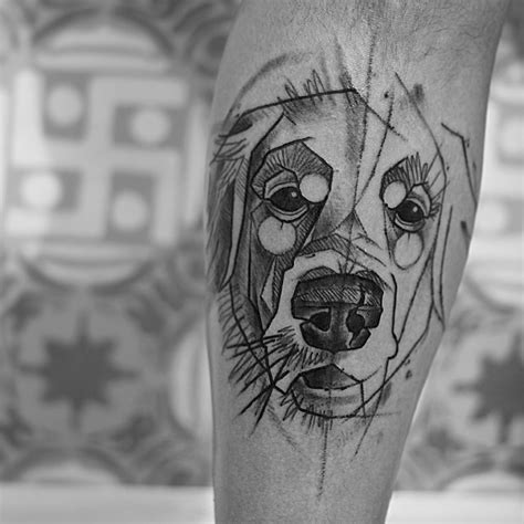 golden retriever tattoo 10 sweet golden retriever tattoos staciemayer