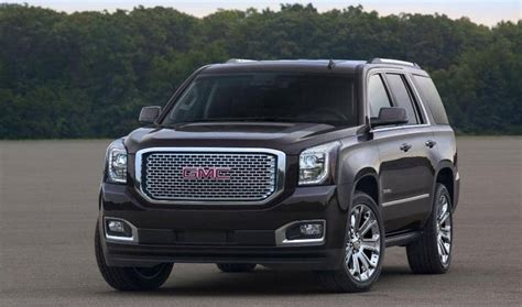 2020 Gmc Yukon Concept by 2020 Gmc Yukon Concept Denali And Xl Redesign Carfoss