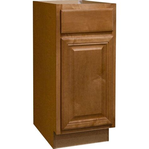 Hton Bay 1 Drawer Storage Cabinet by Hton Bay Cambria Assembled 15x34 5x24 In Base Kitchen