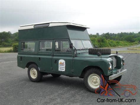 land rover 109 quot 6 cyl this is ideal as a beaters