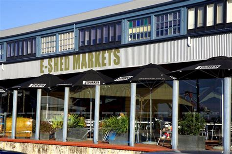Fremantle E Shed Markets by E Shed Markets Perth