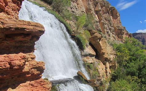grand canyon waterfalls grand canyon visitor information