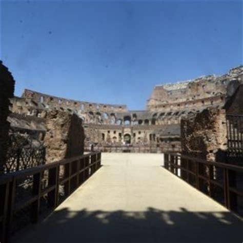 ingresso al colosseo roma al colosseo ecco terzo ingresso quot visitatori come