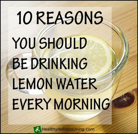 How Should You Drink Detox Water by If You Aren T Warm Lemon Water Every Morning You
