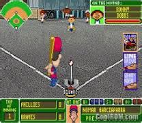 backyard baseball gbafun is a website let you play retro