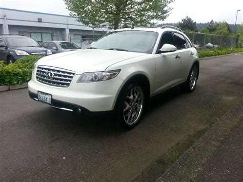 how to learn about cars 2006 infiniti fx user handbook 2006 infiniti fx35 information and photos momentcar