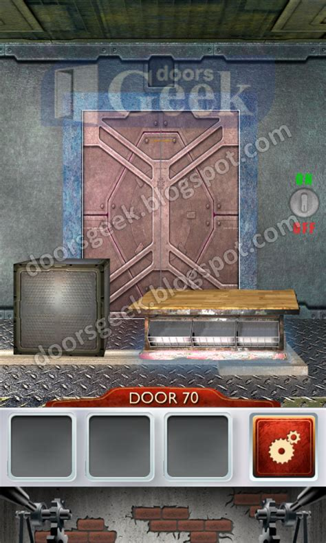100 floors 70 android 100 doors 2 level 70 doors