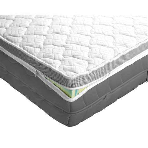 Matratzen Topper Dänisches Bettenlager gelschaum topper 180x200 breckle gelschaum topper plus