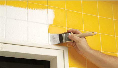 pitturare piastrelle come pitturare le piastrelle per il pavimento di casa tua
