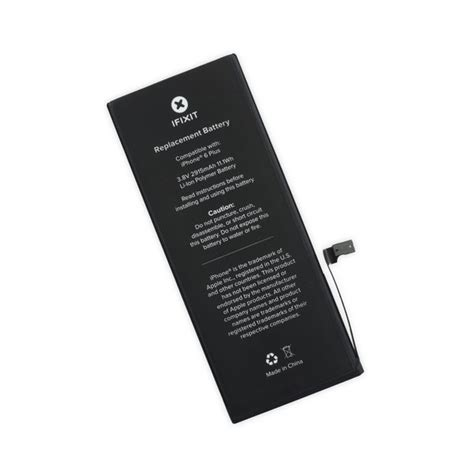 iphone 6 plus replacement battery ifixit
