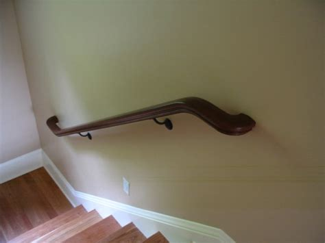 Wall Banister by Interior Wall Mounted Handrails Picture Rbservis