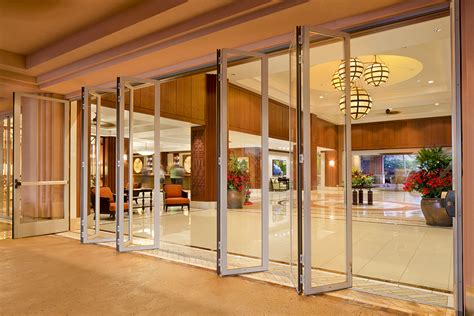 folding window walls hospitality honua kai resort spa has over 5000 folding