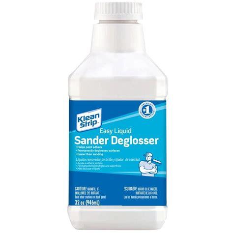 liquid sandpaper kitchen cabinets klean strip 1 qt easy liquid sander the old cabinets