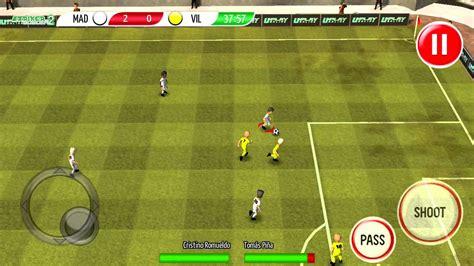 Stiker Soccer striker soccer 2 android gameplay