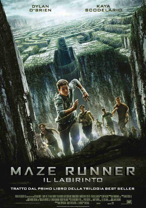 vergelijkbare film maze runner maze runner il labirinto film 2014