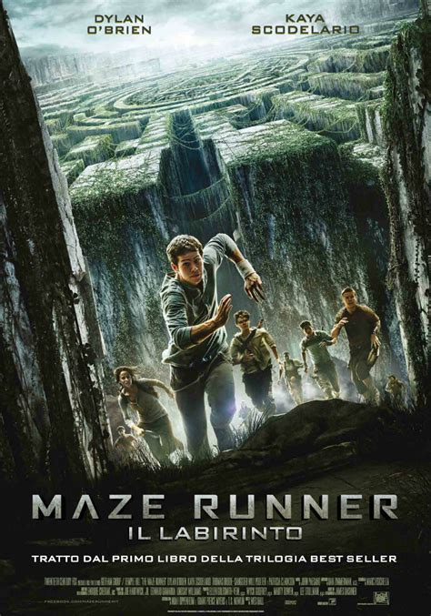 maze runner 2 film bagus maze runner il labirinto film 2014