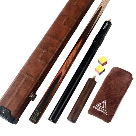 Handmade Snooker Cues - cuesoul 57 quot 18oz 1 handmade snooker cue with