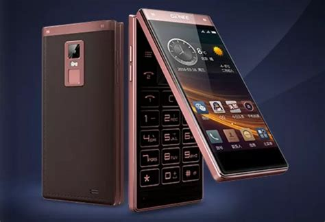 how to flip a on android premium android flip phone gionee w909 unveiled gsmarena news