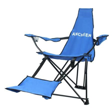 Fishing Chair Walmart by Ancheer Outdoor Portable Folding Chair Cing Hiking