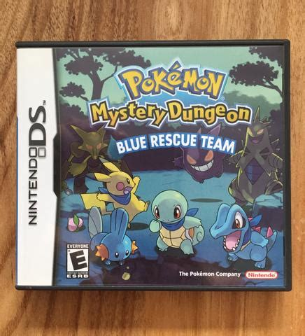 blue rescue mystery dungeon blue resue tea nds ofertas vazlon brasil