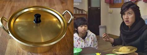 Panci Ramen hobi nonton drama korea kamu pasti dibikin mupeng sama 8 benda ini kabar berita artikel