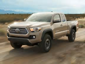 Toyota Tacoms 2016 Toyota Tacoma Price Photos Reviews Features